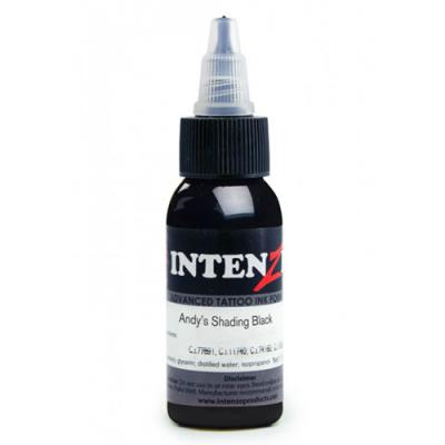 Intenze Andy Engel Essentials - Andy s Shading Black
