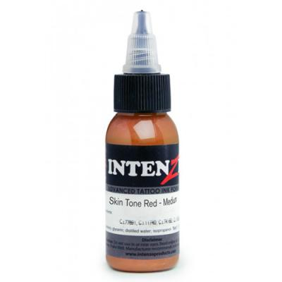 Intenze Andy Engel Essentials - Skin Tone Red Medium
