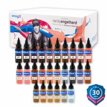 Randy Engelhard Intenze Kit 25 colors