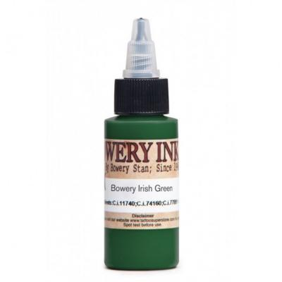 Intenze Bowery Ink - Irish Green
