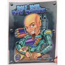 Half Man Half Machine by Tony Ciavarro