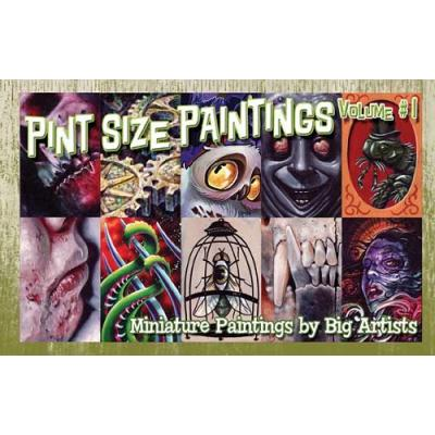 Pint Size Paintings volume #1