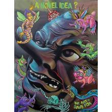 A Novel Idea? The art of Dave Fox