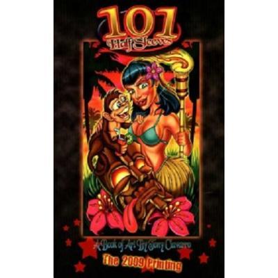 101 Half Sleeves by Tony Ciavarro