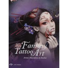 Fantasy Tattoo Art Xiaobai