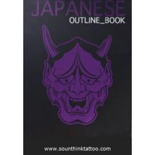 Japanese Outline Tattoo Book