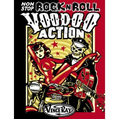 Voodoo Action Vince Ray