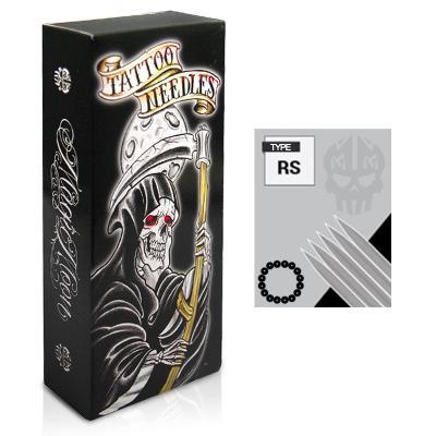 Aghi per Tatuaggi Magic Moon - 18 Round Shader