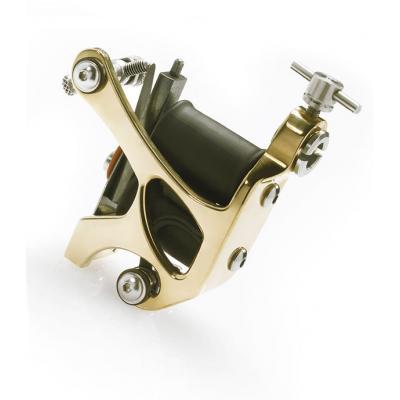 Prestige Brass Tattoo Machine by Lauro Paolini, Hybrid