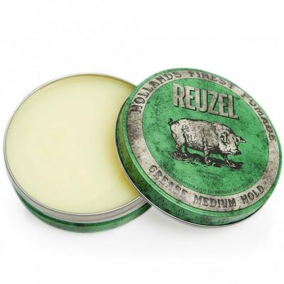 Reuzel Green Grease Medium Hold Hair Pomade