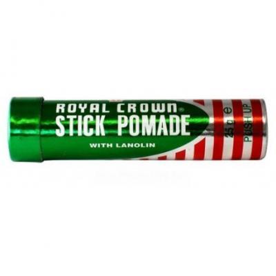 Royal Crown Stick Black Hair Pomade