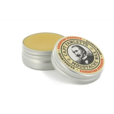 Captain Fawcett Moustache Wax Expedition Strength Travel Size