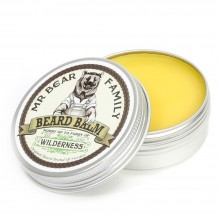Mr Bear Family Beard Balm Wilderness