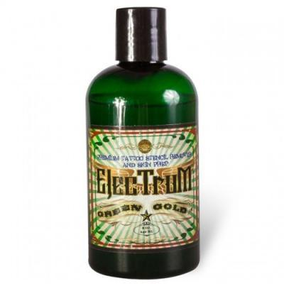 Electrum Premium Tattoo Stencil Remover-Rimuove stencil e prepara la pelle-240ml