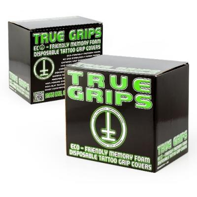 True Grips Copri Grip Monouso In Spugna
