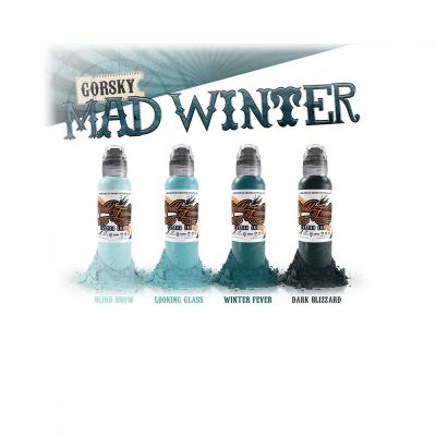 Gorskys Mad Winter WORLD FAMOUS INK