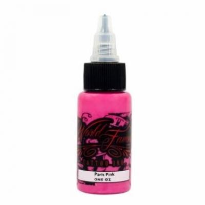 World Famous Ink Paris Pink
