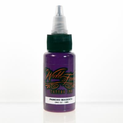 Pancho Magenta WORLD FAMOUS INK