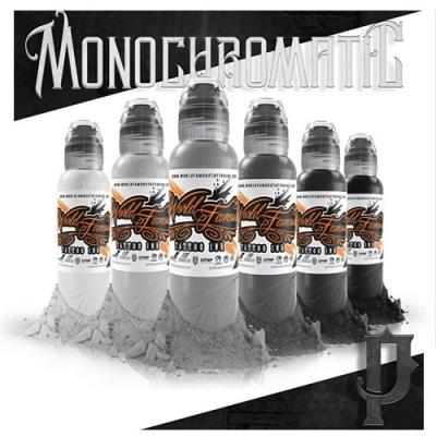 Poch Monochromatic World Famous Ink