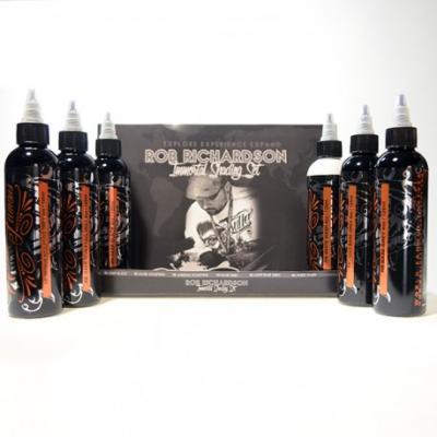 Rob Richardson Immortal Set WORLD FAMOUS INK