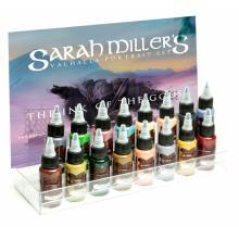 Sarah Miller's Valhalla Portrait Set WORLD FAMOUS INK