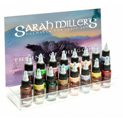 Sarah Millers Valhalla Portrait Set WORLD FAMOUS INK