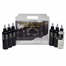 Silvano Fiato Black Wash Set WORLD FAMOUS INK
