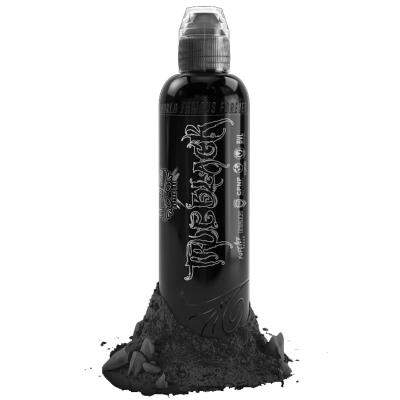 True Black 120 ml WORLD FAMOUS INK