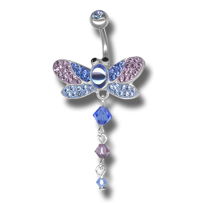 Crystal Dragonfly 02