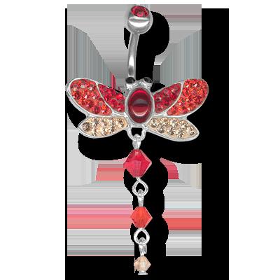 Crystal Dragonfly  05