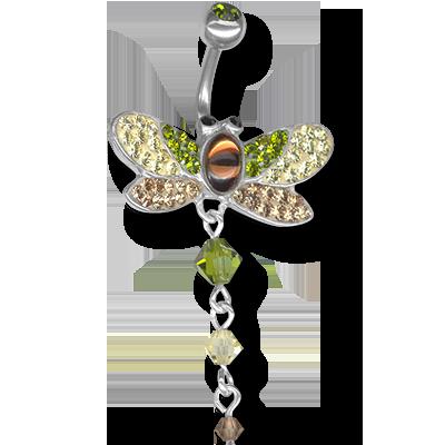 Crystal Dragonfly  06
