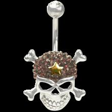Crystal Skull and Crossbone Titanium04