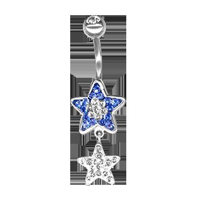 Crystal Star Dangling  01