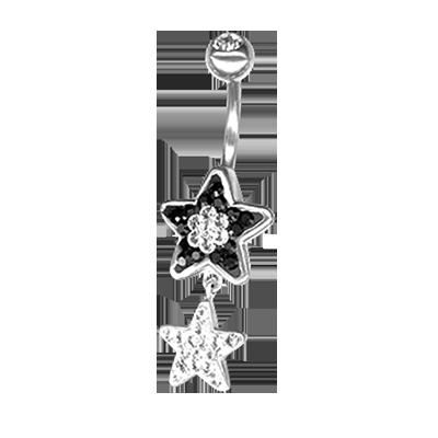 Crystal Star Dangling 05