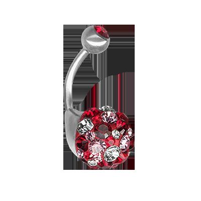Crystal Sphere Titanium 01