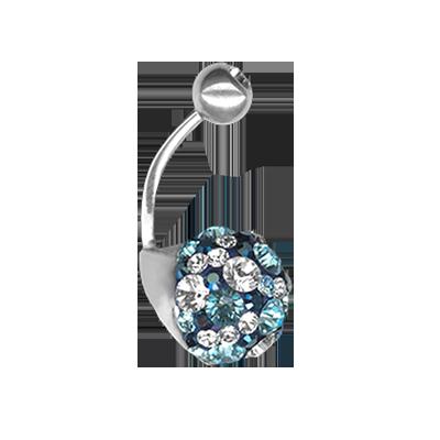 Crystal Sphere Titanium 02