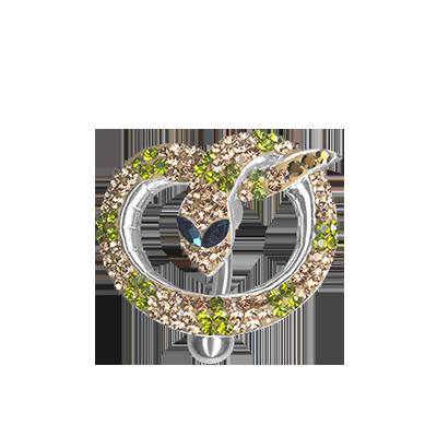 Crystal System 360° Snake