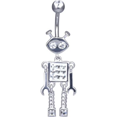 Crystal Robot Titanium 01