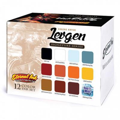 Eternal Ink Eugene Knysh Levgen Signature Series