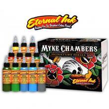Eternal Ink Myke Chambers Signature Series set
