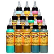 Seasonal Spectrum 12 Colors Eternal Ink Set