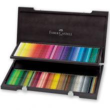 Faber Castell Set 120 Polychrome Pencils