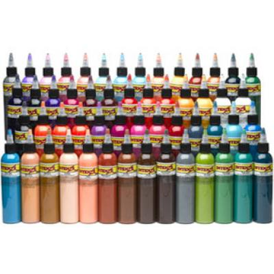 Intenze Set of 54 Color