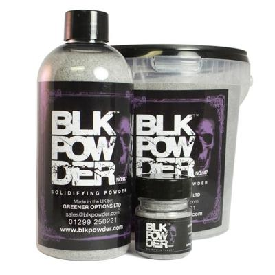 BLK Powder Solidifying