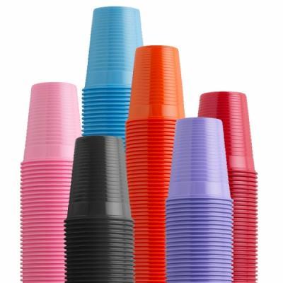 Bicchieri Monouso in plastica colorati