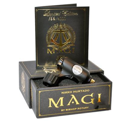 Magi Black Bishop Rotary Machine Edizione Limitata