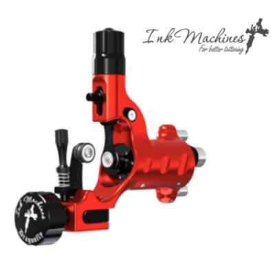 Dragonfly Tattoo Machine Devilish Red