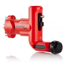 Sabre Tattoo Machine Air Signal Red