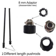Swashdrive - Brush Composite Adaptor