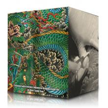 Intenze Dragon Color Tattoo Ink Set